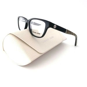New Michael Kors Eyeglasses Black MK4031 Rania